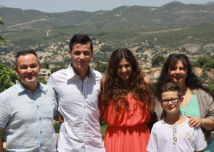 Host-family-south-of-france