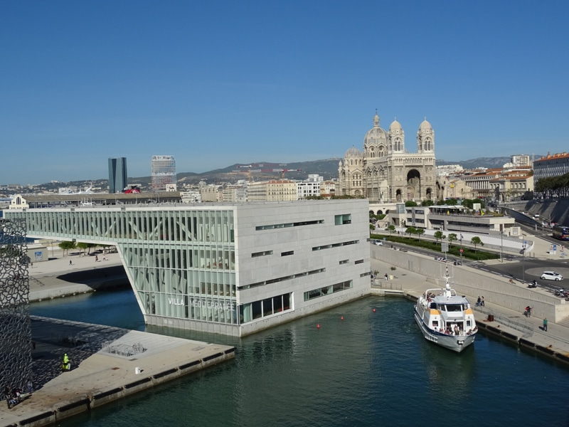 Marseille Villa Méditerranée