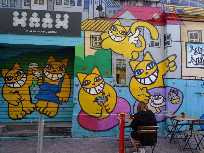Street Art excursion in Marseille