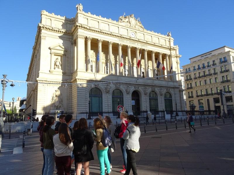 Palis de la bourse Marseille
